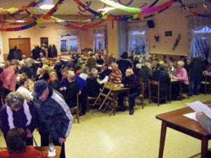 Mitgliederversammlung 2010 / Foto: © 2010 I. Mertens