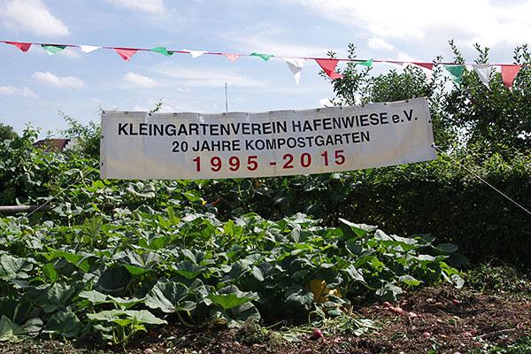 Bild 20 Jahre Kompostgarten