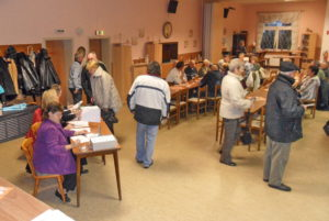 Foto: © 2011 I. Mertens: Jahreshauptversammlung 2011