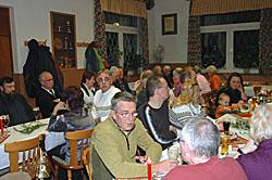 Jahresabschlussfeier der Schießgruppe 2007 ©2007 Bärhold