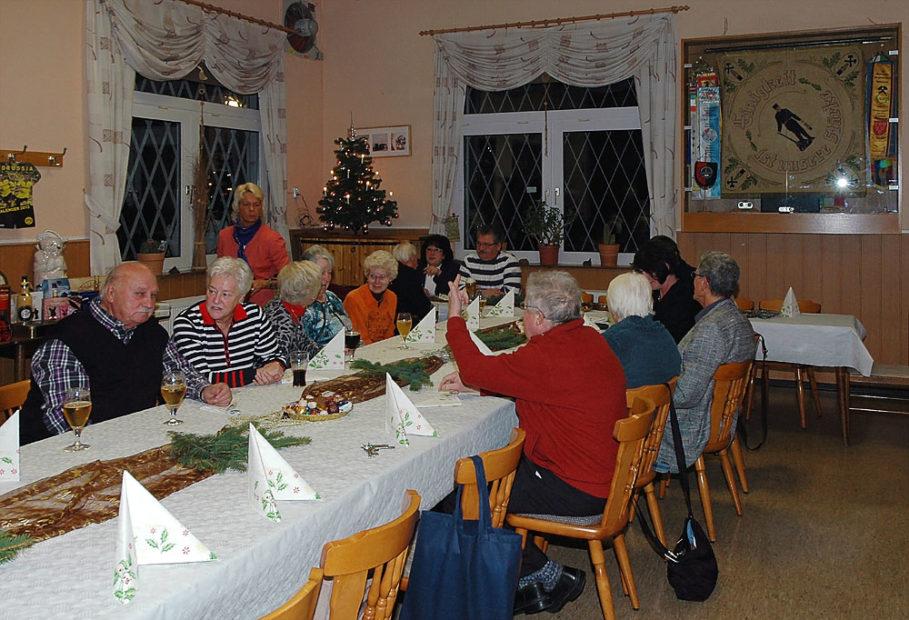 Jahresabschlussfeier der Schießgruppe 2012 ©2012 Bärhold