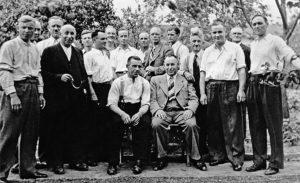 Schießgruppe Hafenwiese - 1939