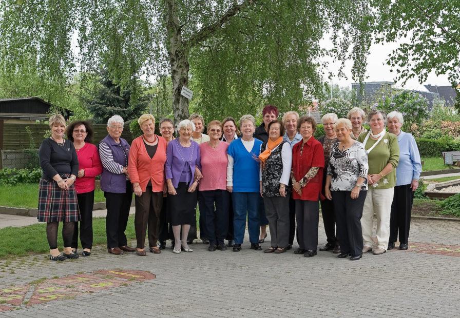 Die Frauengruppe 2010